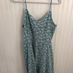 NWOT gap floral dress